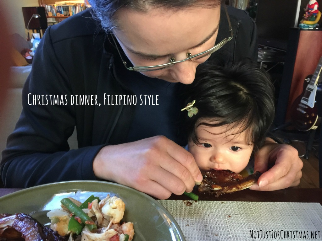 baby led weaning christmas