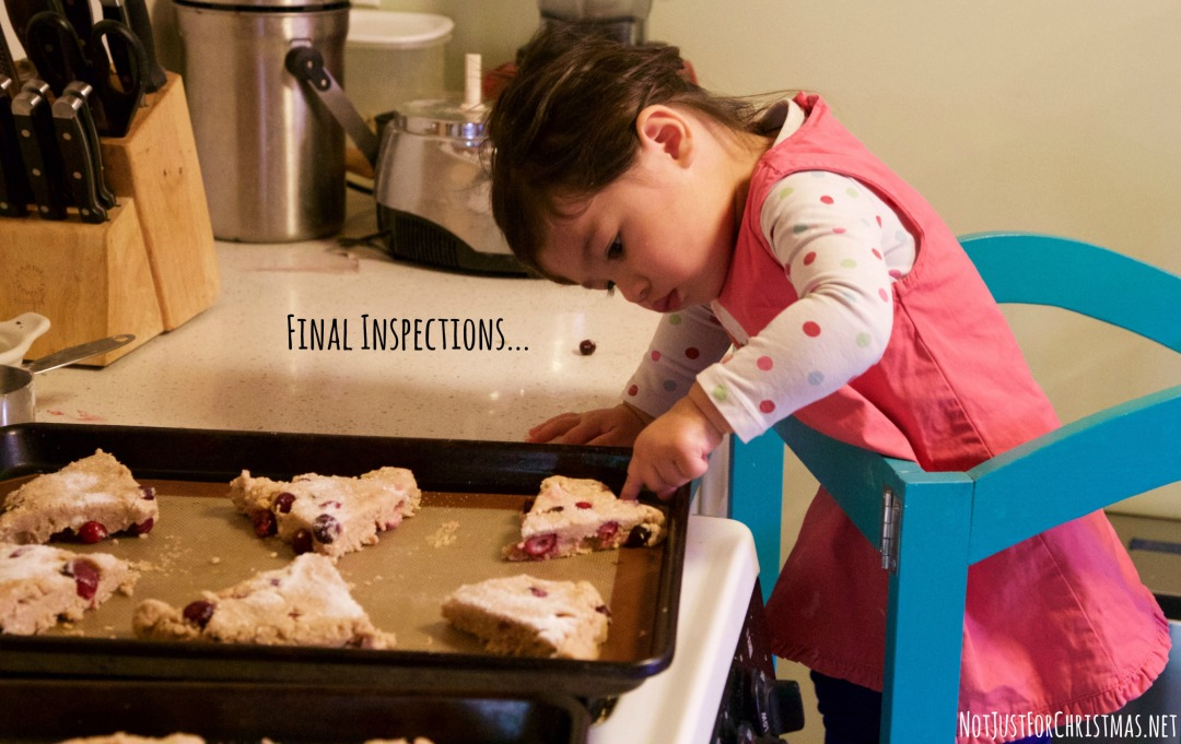 cooking with kids scones recipe