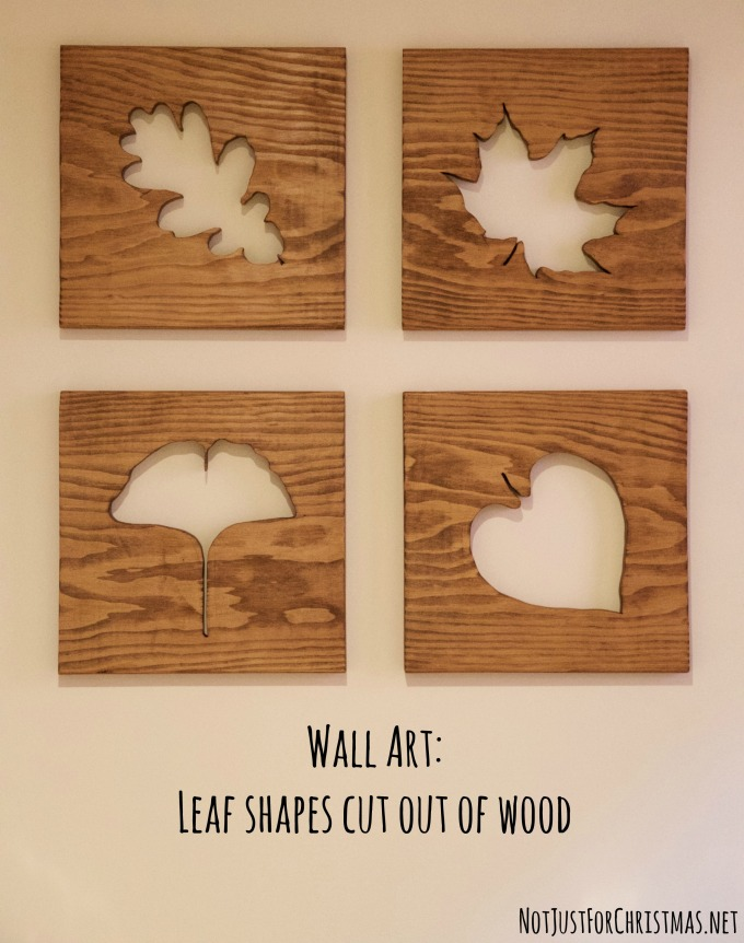 leaf scroll saw art play room